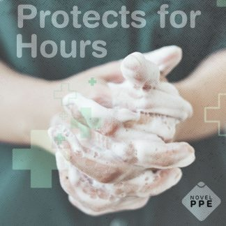Bio Tech Probiotic Foam Hand Soap protects your hands for hours