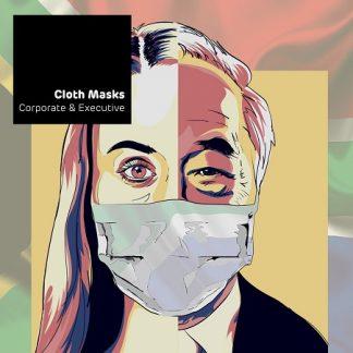 Corporate & Executive Cloth Masks