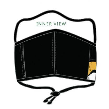 Inner View of the Springbok Face Masks