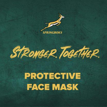 Stronger Together Face Mask